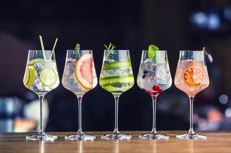 Types-of-Gin