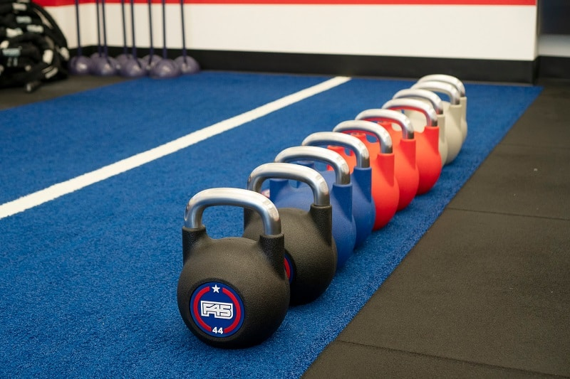Typical-Session-F45-Training