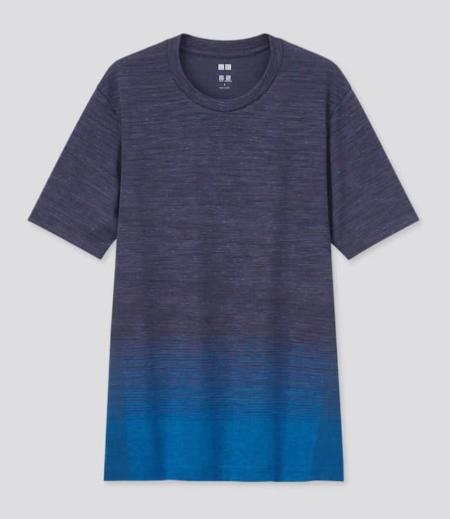 UNIQLO Dry-Ex Crew Neck Short Sleeve T-Shirt