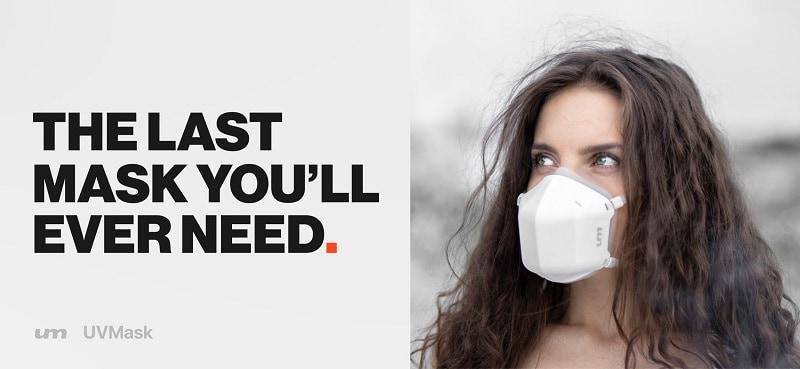 UVMask Last Mask You'll Ever Need