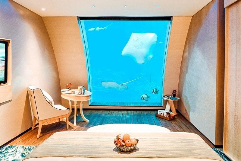 Underwater Hotel Resort World Sentosa