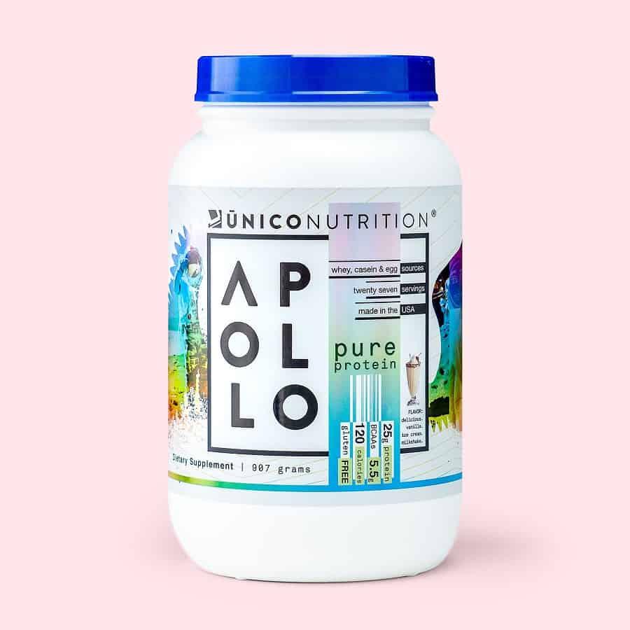 Unico Apollo Pure Protein Powder