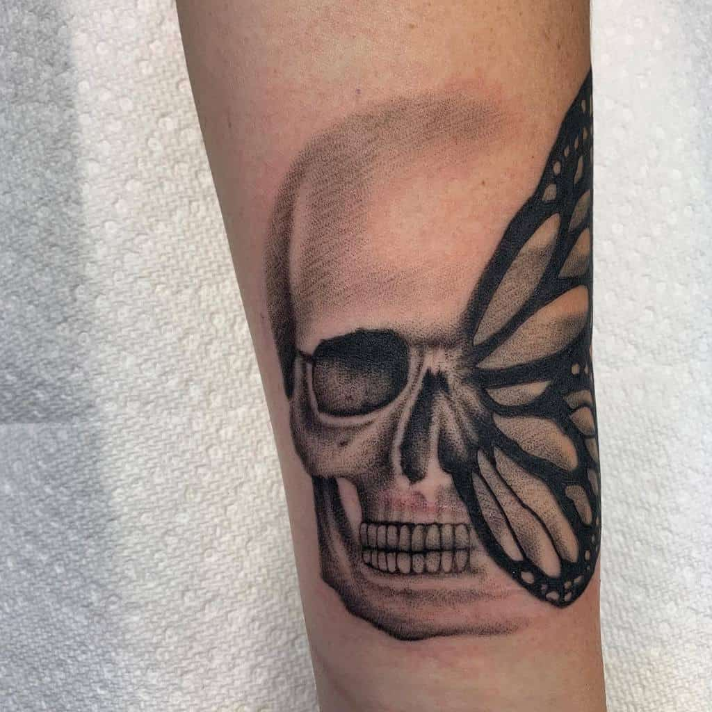 Unique Butterfly Tattoo Meaning nedtattoos