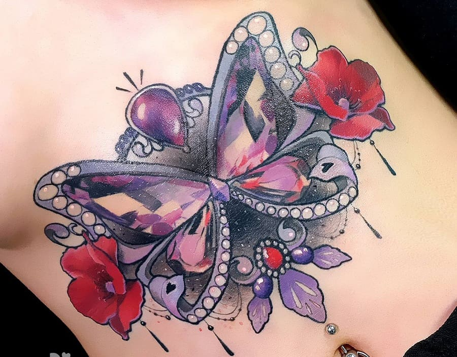 Butterfly Tattoo Meaning – What Does a Butterfly Tattoo Symbolize?