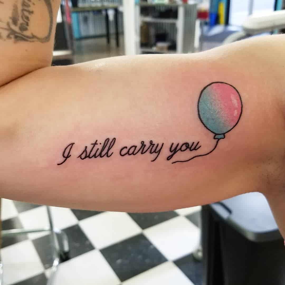 Unique Miscarriage Tattoos -tracymarietattoo