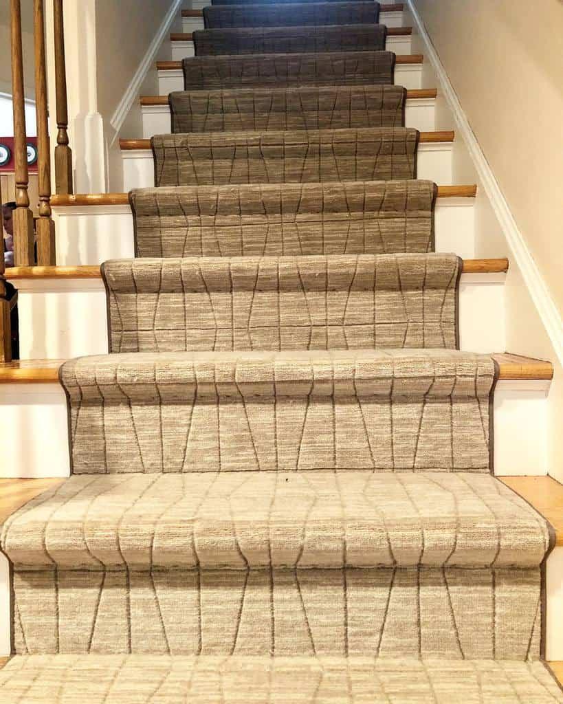 Unique Stair Runner Ideas -campbellscarpet