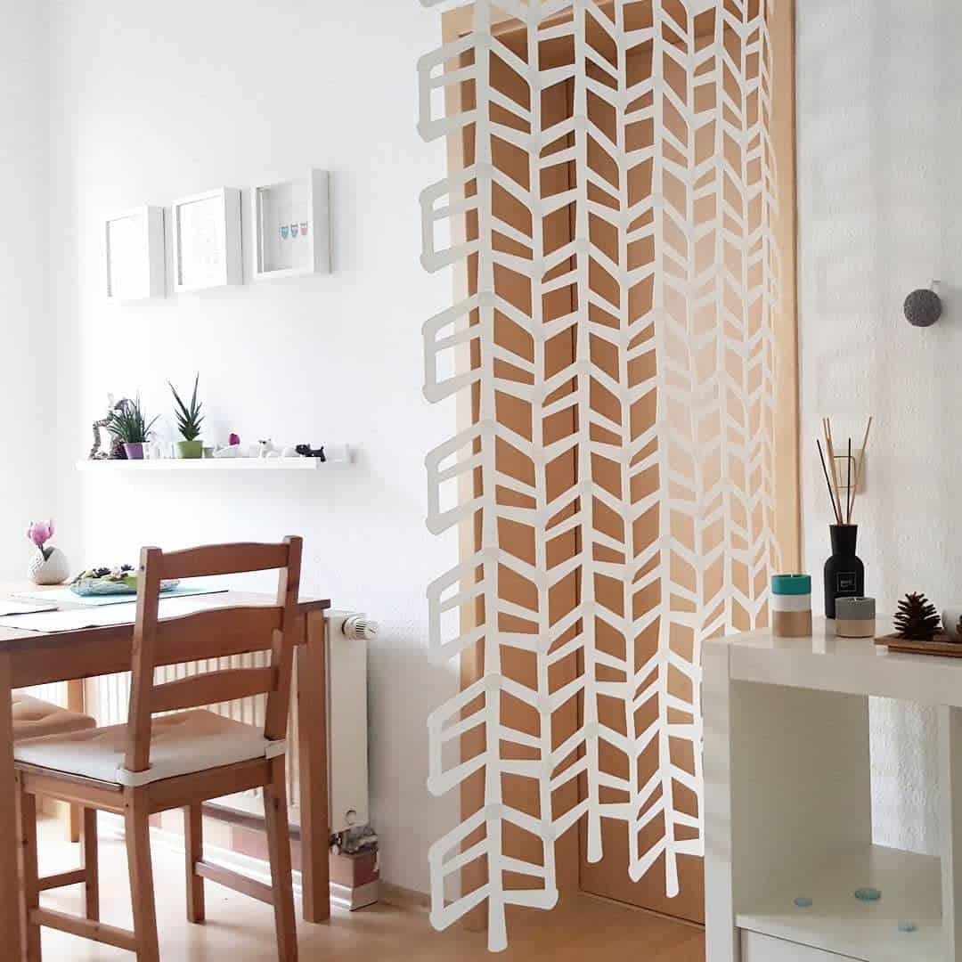 Unique Temporary Wall Ideas 2 -alizi.design