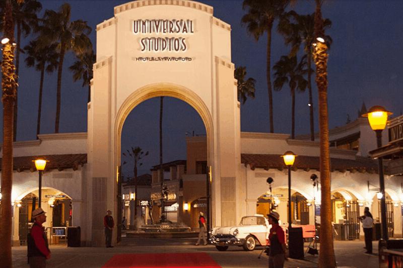 Universal Studios Hollywood in California