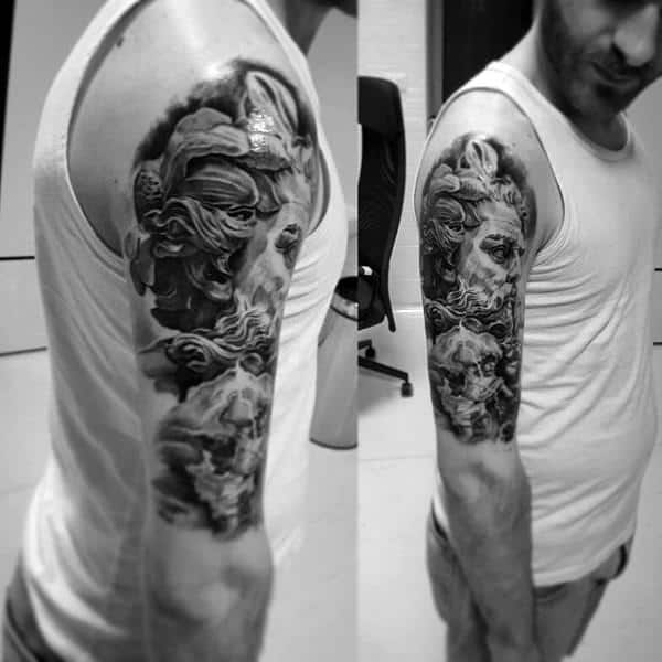 Upper Arm Tattoos