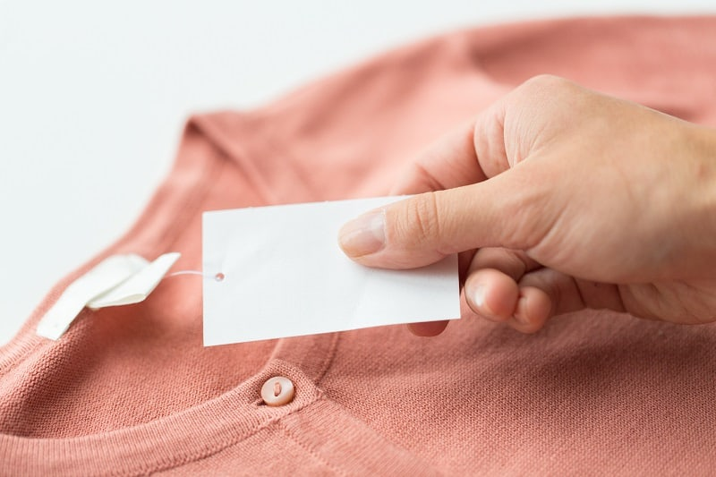 Use a Pocket Knife to Cut Off Clothing Tags