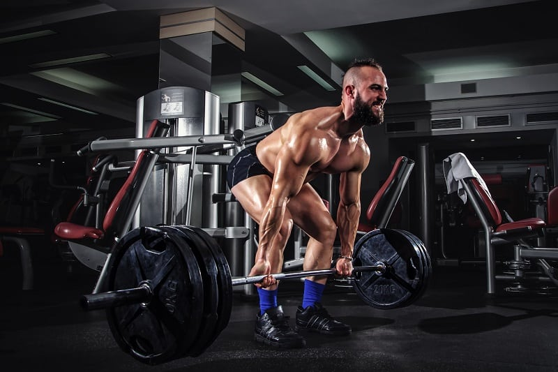 Variety-in-Deadlifts
