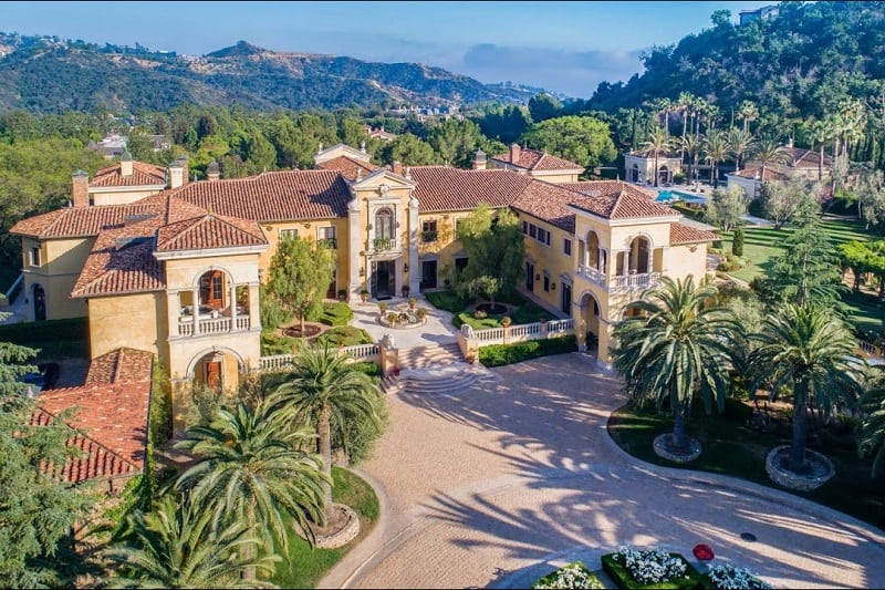 Villa Firenze, Beverly Hills, California ($160 million)