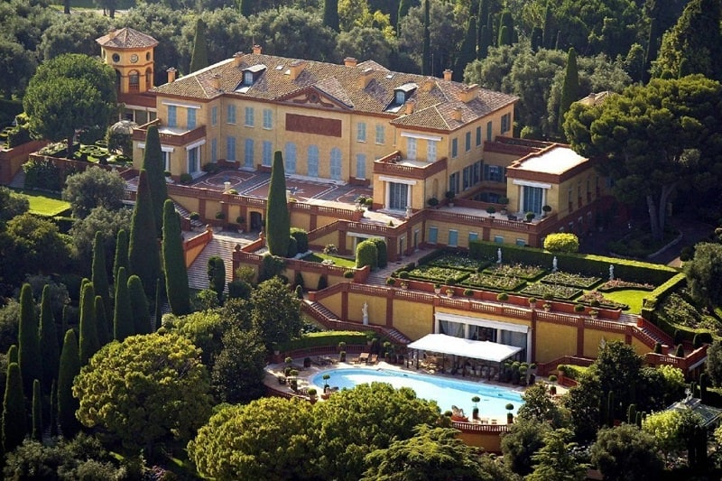 Villa Leopolda – France