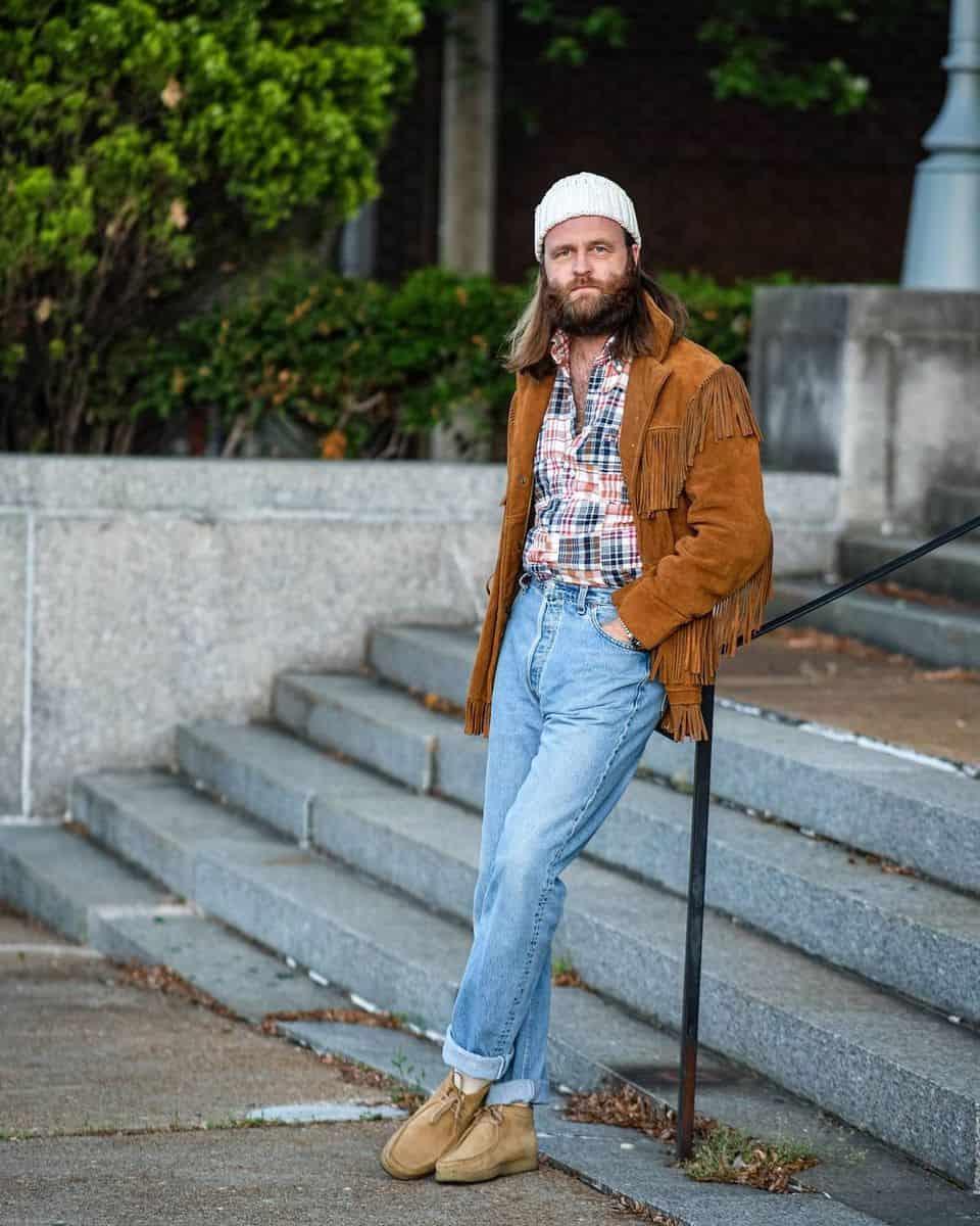 Vintage Leather Jacket Styles -hwilberg