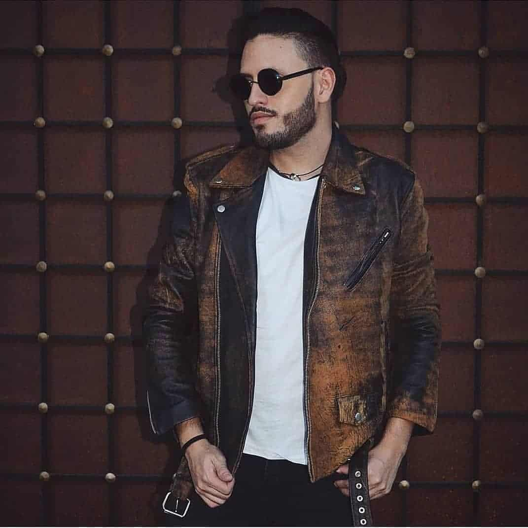 Vintage Leather Jacket Styles -lachaqueteria.chile