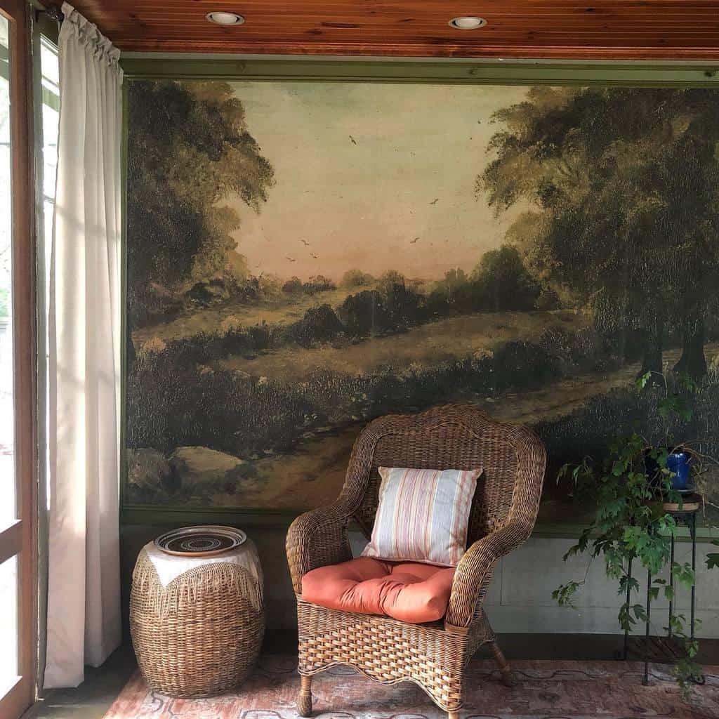 Vintage Sunroom Furniture Ideas ladyknight1853