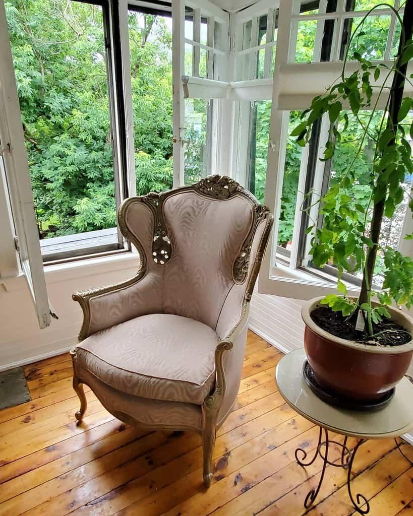 Vintage Sunroom Furniture Ideas robingleadall