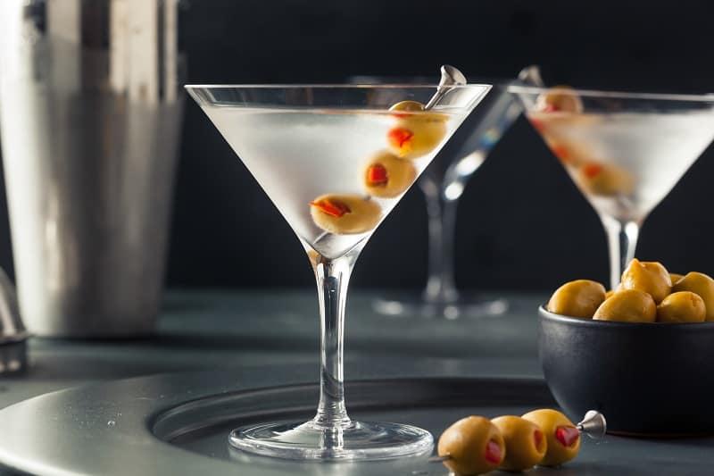 Vodka-Martini-Variations