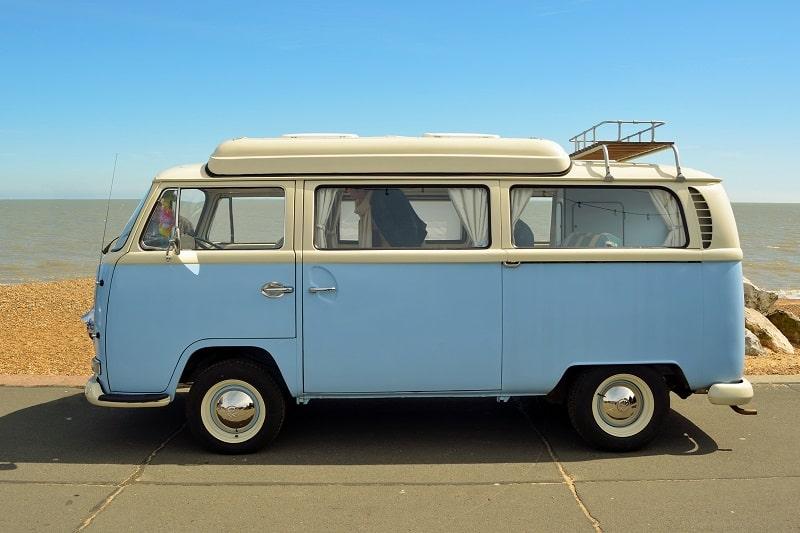 Volkswagen-Camper-Van