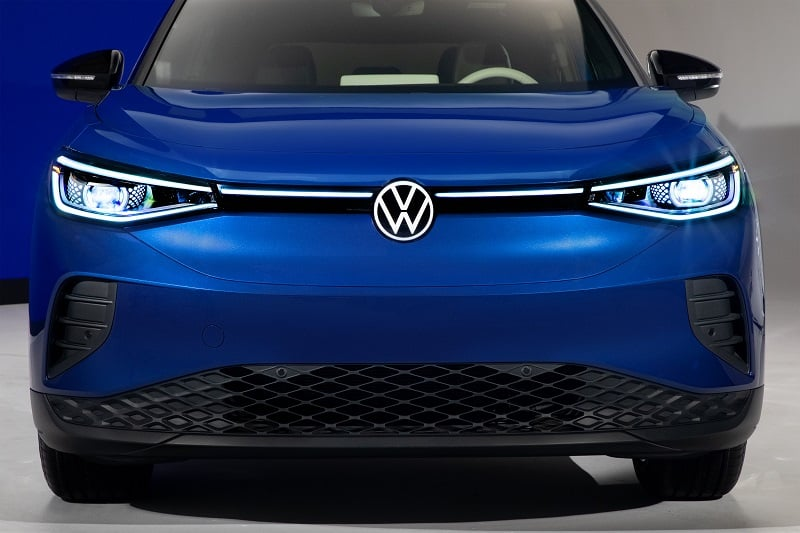 Volkswagen Unveils All-New 2021 ID.4 Electric SUV For All 50 States