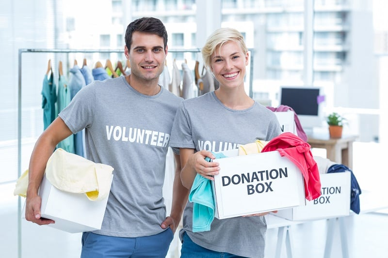 Volunteer-With-a-Local-Charity-To-Keep-The-Romance-Alive
