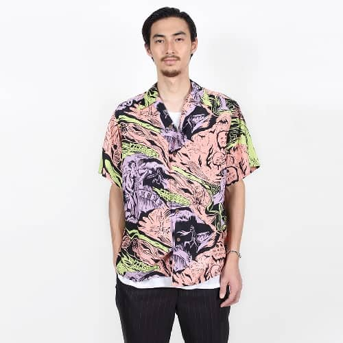 Wacko Maria Japanese Clothing Brand