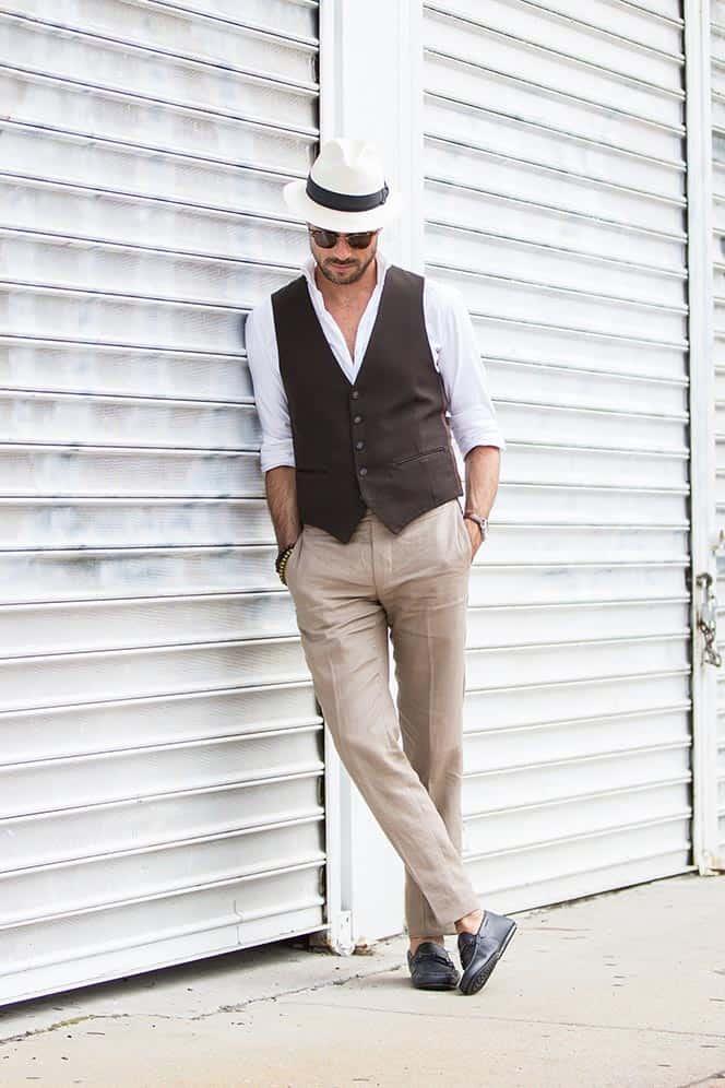 Weste Herren Formelle Kleidung 2