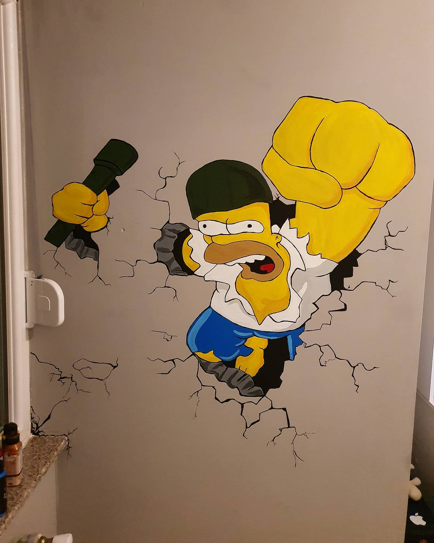 3D Wall Painting Ideas -e.dgngl