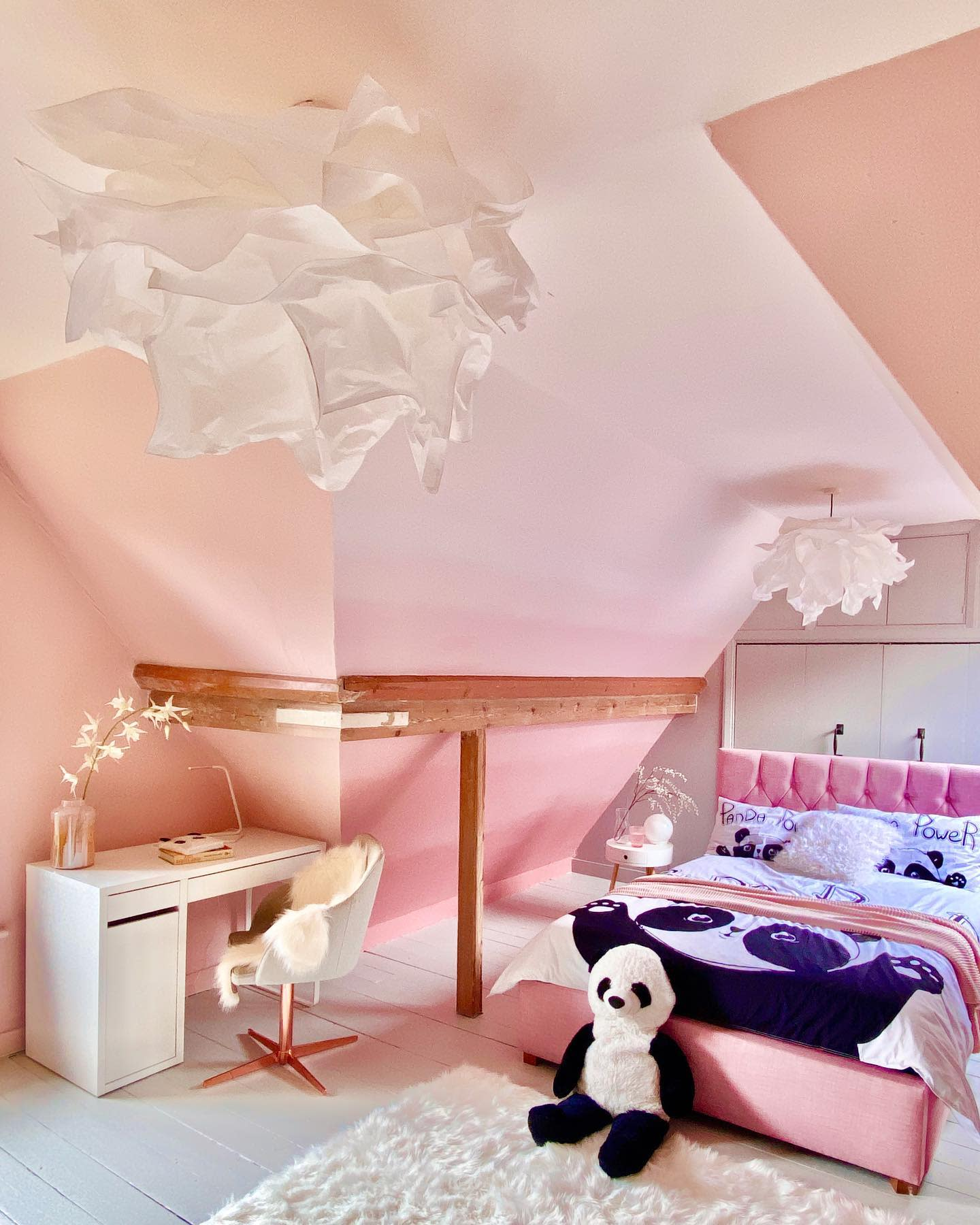 Girls Wall Painting Ideas 2 -annalysejacobs