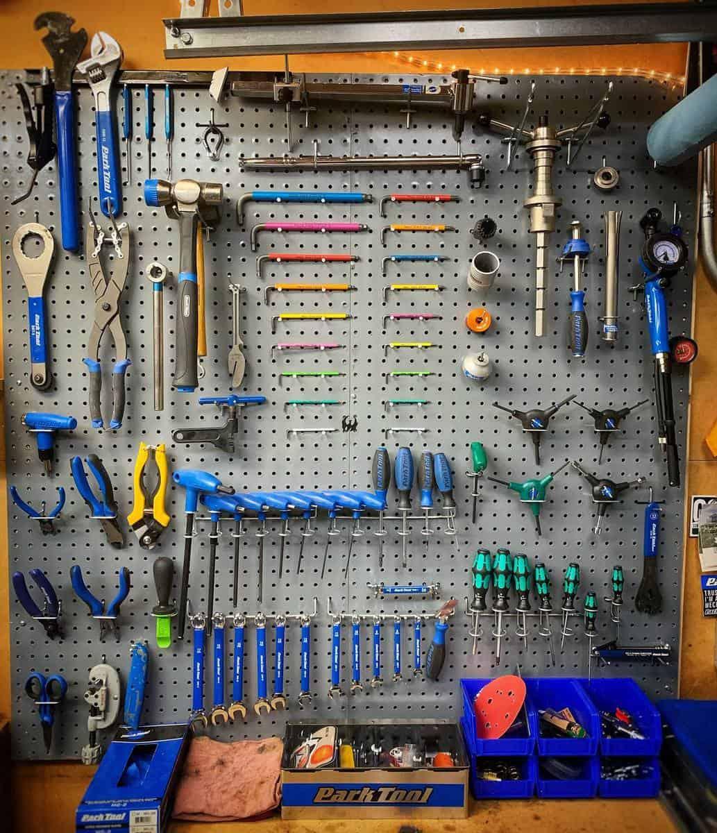 Wall Tool Storage Ideas -tonytimonere