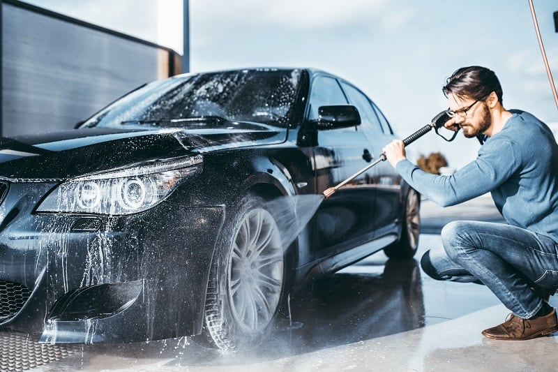 Wash-and-clean-out-your-car-100-Plus-Ways-To-Be-A-Better-Man