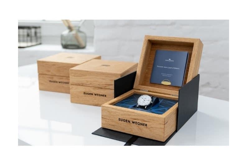 Wegner Watches Reintroduced with Kickstarter Program and Three New Watches 4