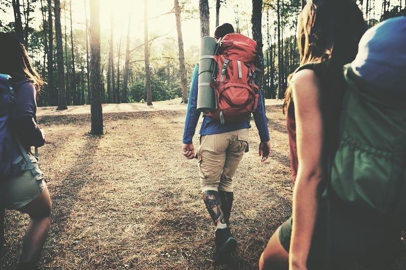 Weight - Camping Essentials