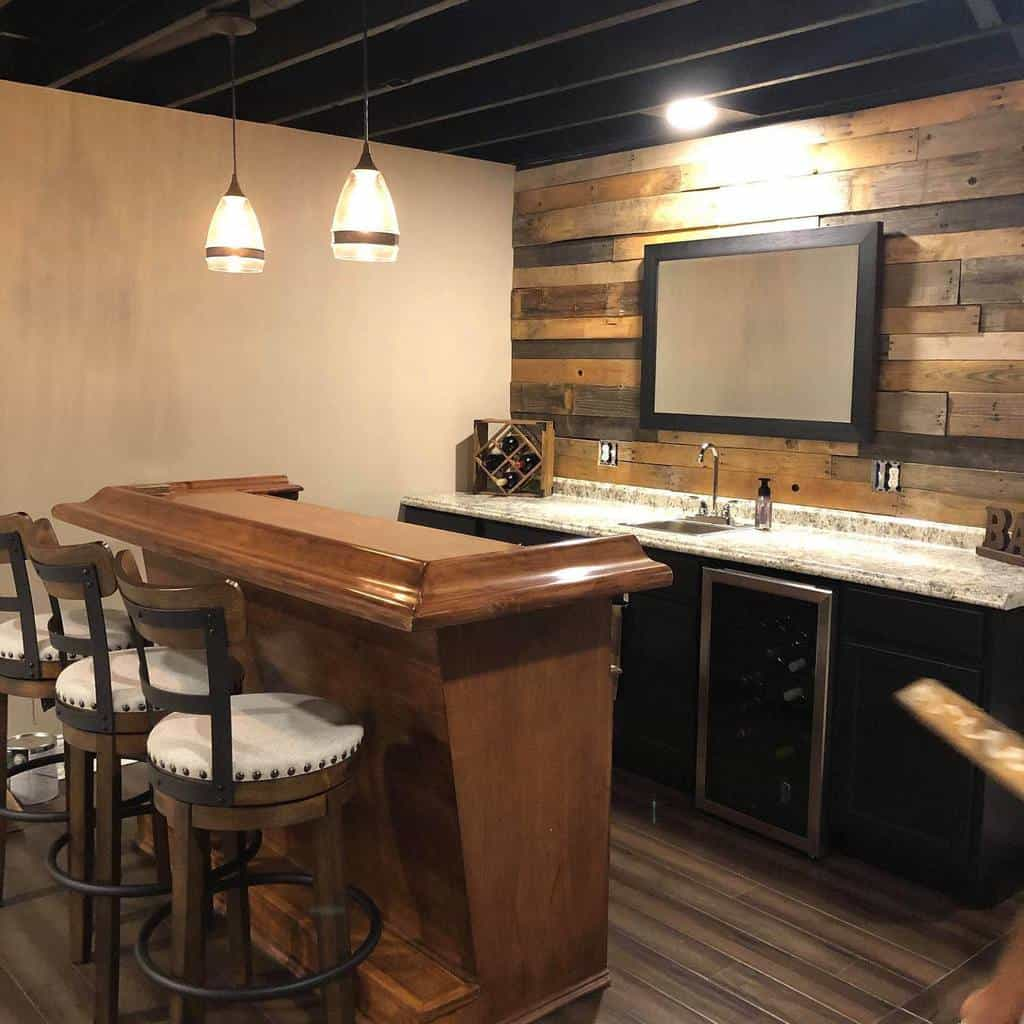 Wet Bar Basement Bar Ideas redfoxreclaiming
