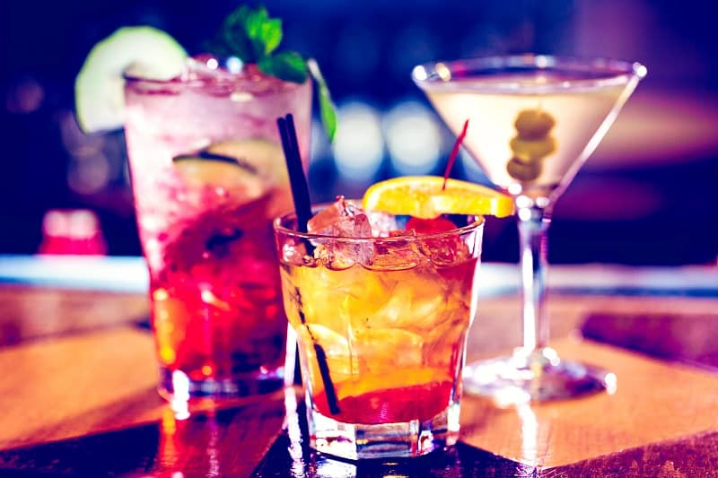 11 Examples of What To Mix with Vodka