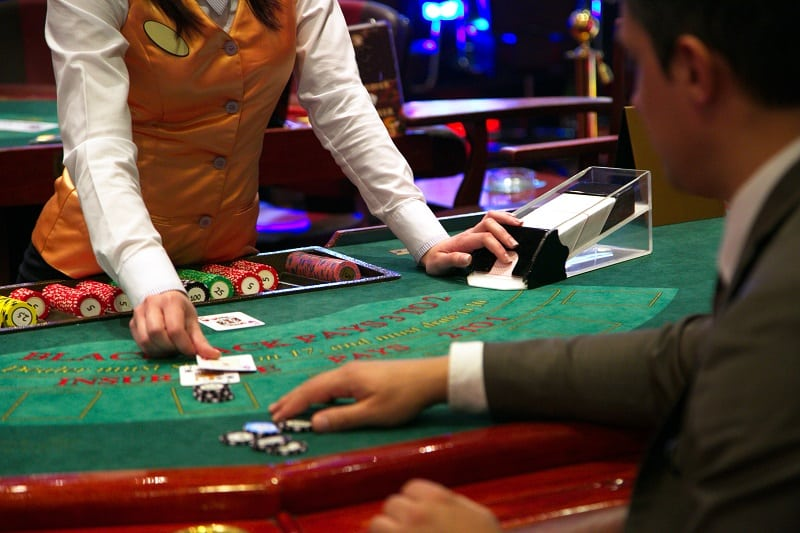 When getting Blackjacks, keep the extra payout separate and don't bet it - BlackJack Strategy