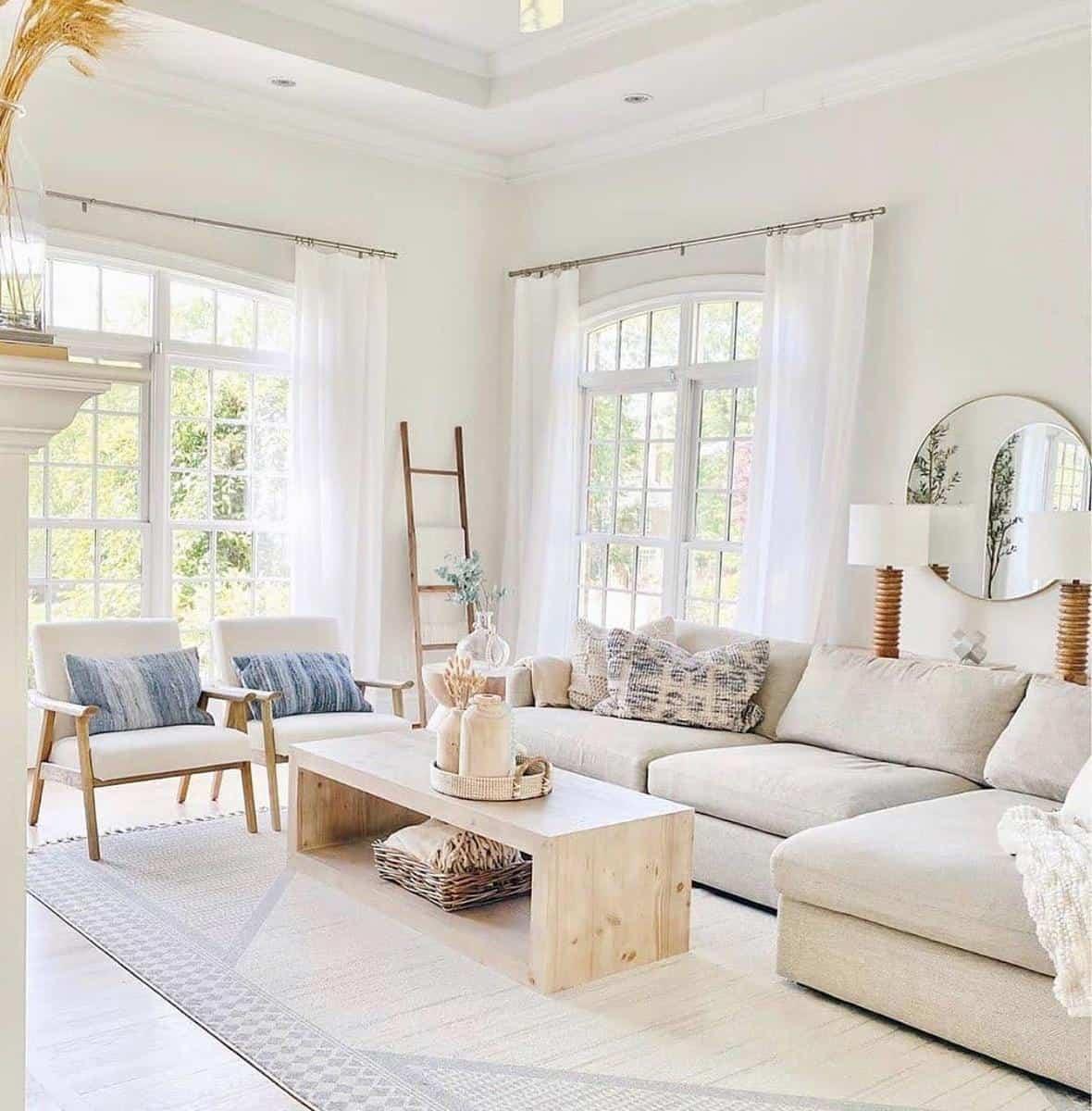 White Living Room Carpet ideas -saintsofas