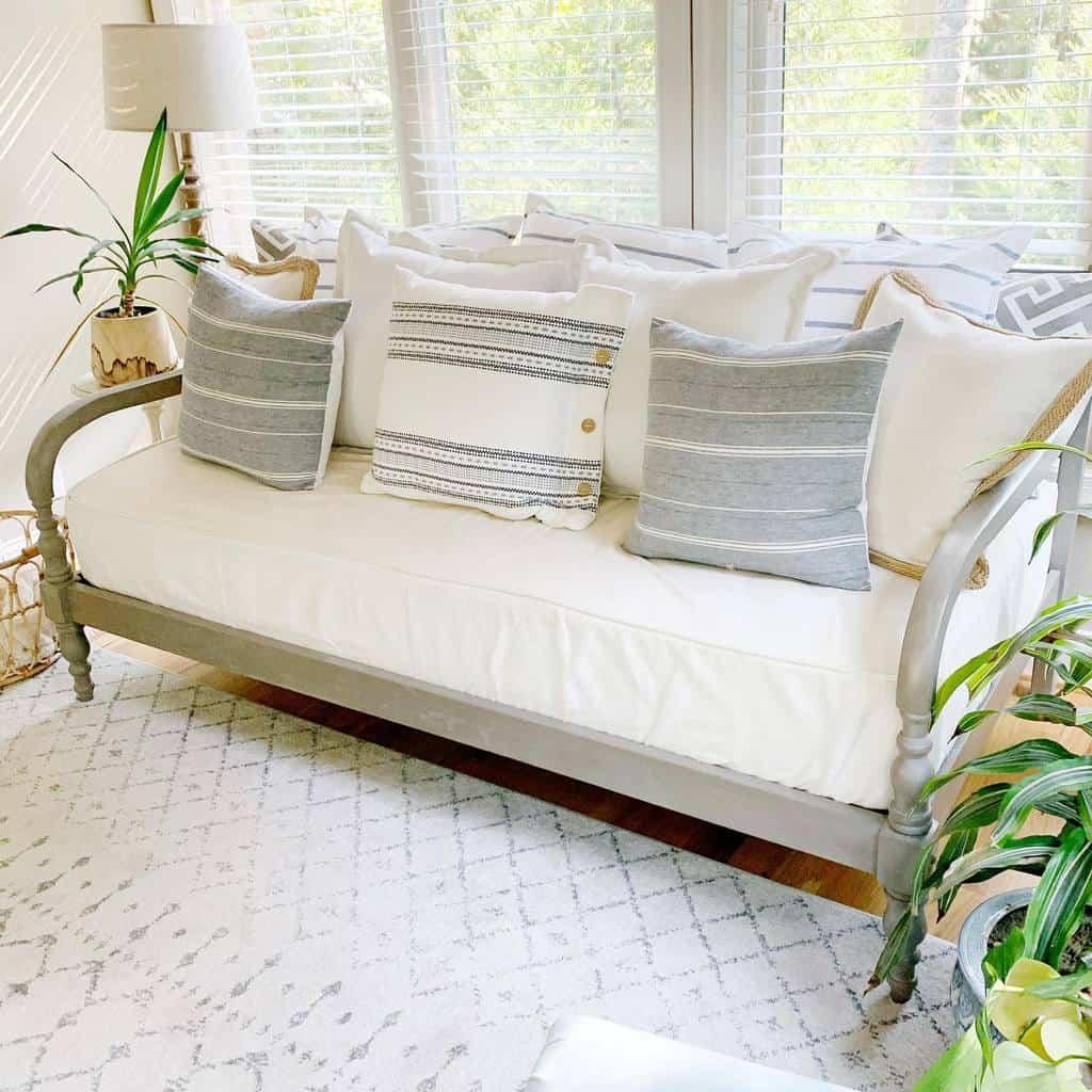 White Sunroom Furniture Ideas freshhaven