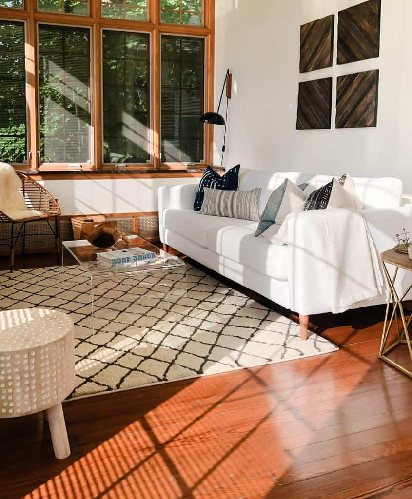 White Sunroom Furniture Ideas sharpandgrey