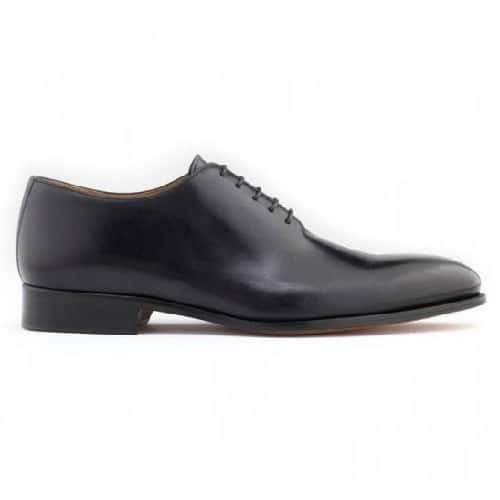 Wholecut Oxford Plain Toe Black Antique