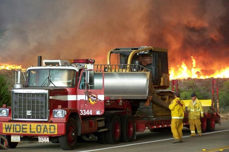 Wildland Firefighter - Outdoor Jobs For Outdoorsmen