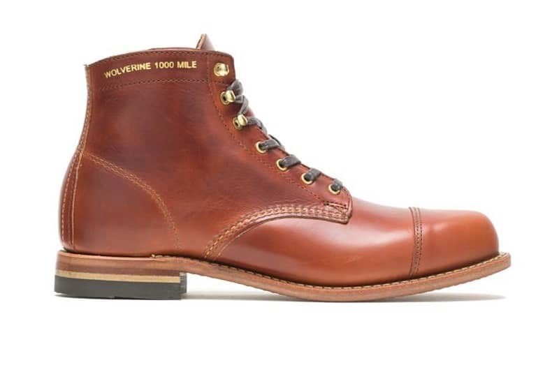 Wolverine Boots You Can Walk 1000 Miles In 3