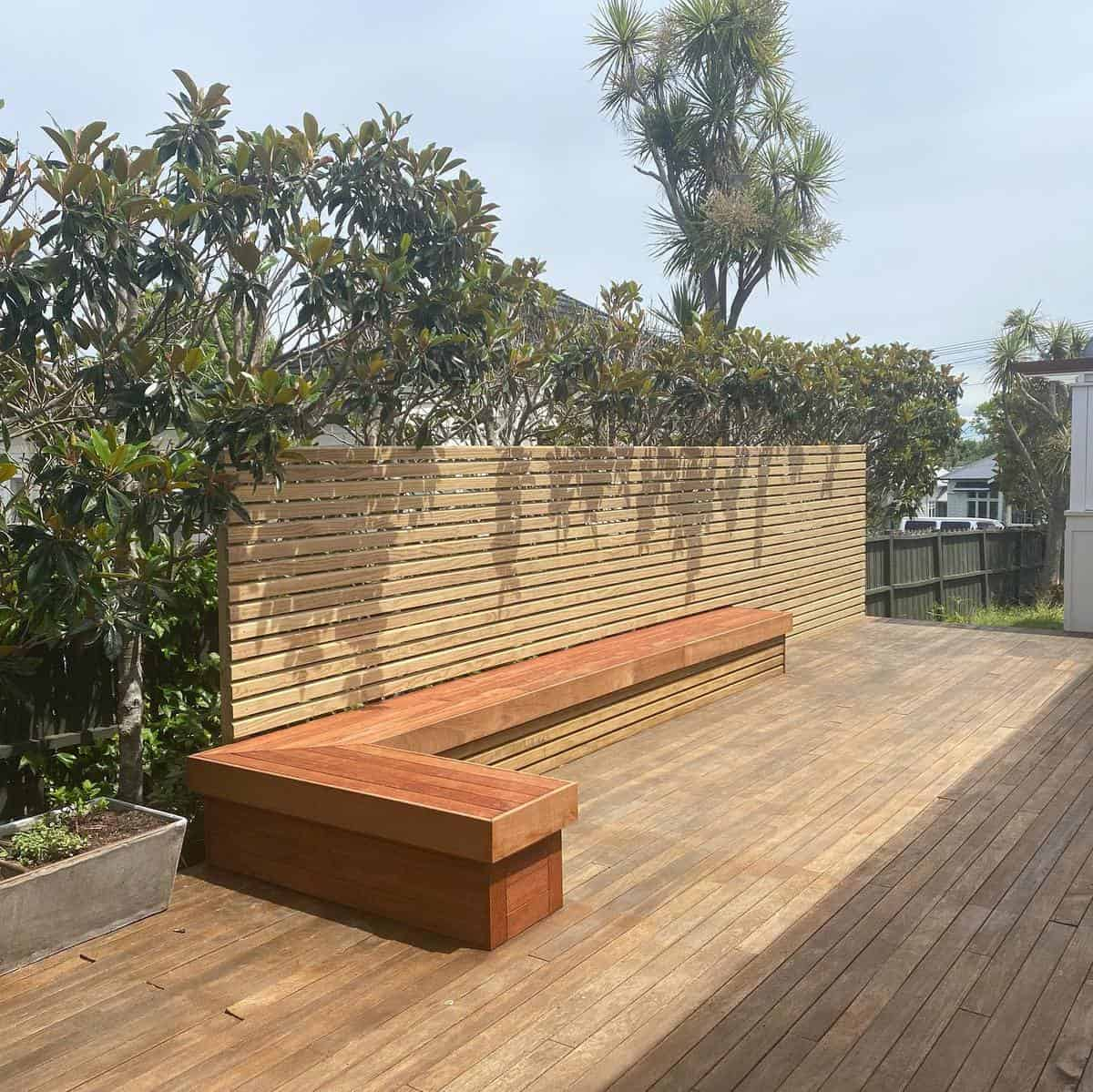 Wood Deck Color Ideas -backyard_solutions