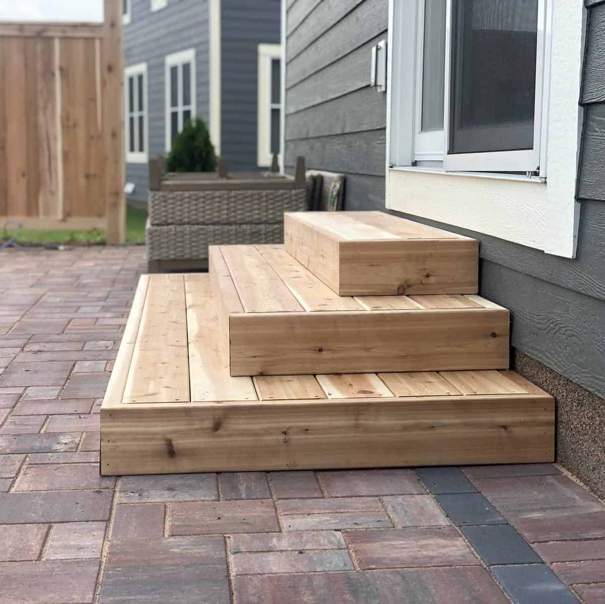 Wood Deck Color Ideas -earthworkslandscapingrf