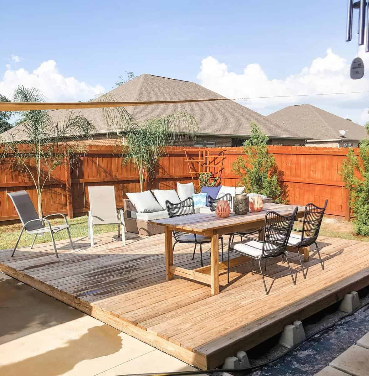 Wood Deck Color Ideas -jennewby71