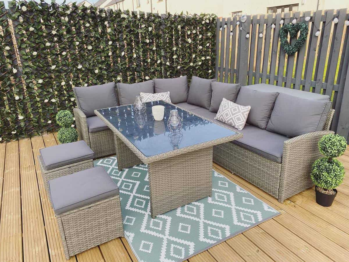 Wood Deck Color Ideas -ourleith