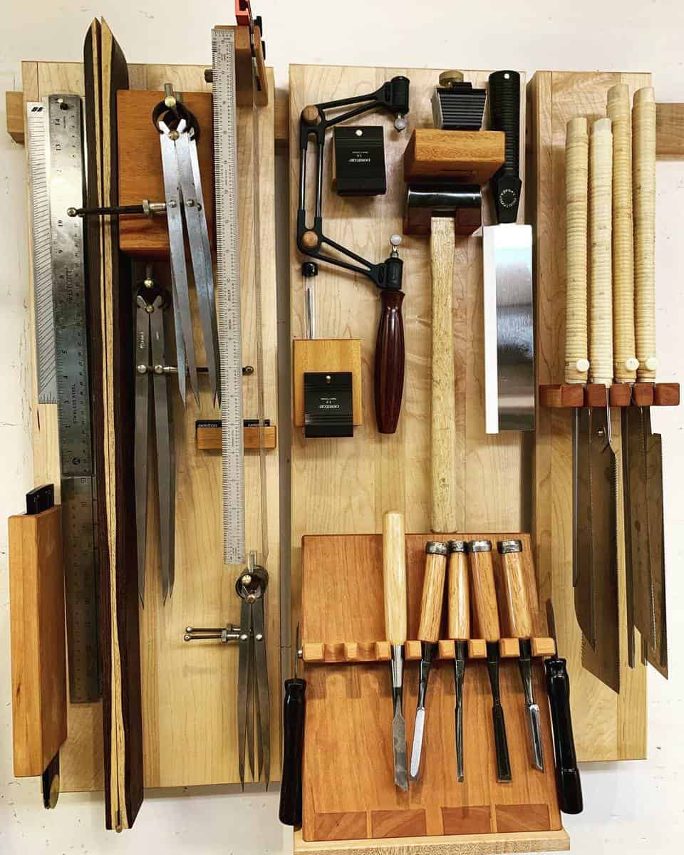 Wood Tool Storage Ideas -foozleface