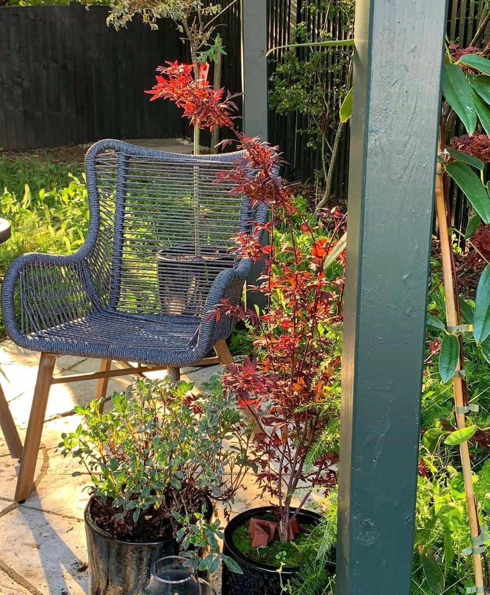 Wooden Garden Bench Ideas-jill_house_home