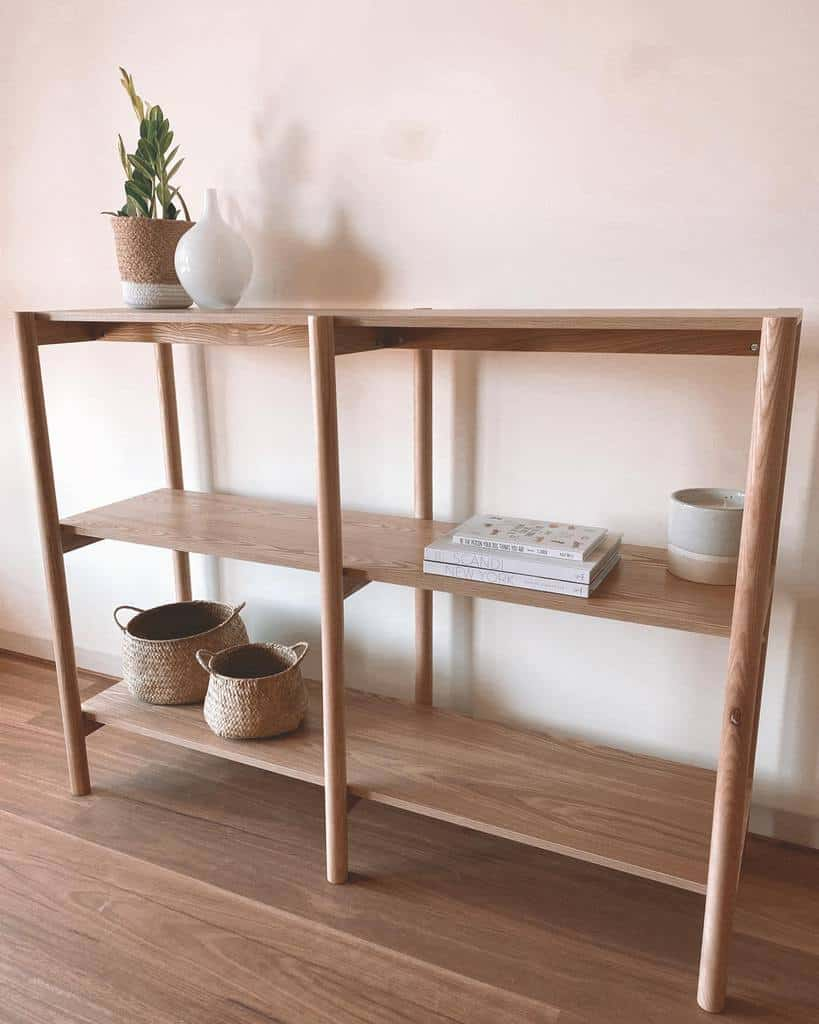 Wooden Shelving Ideas renosondove