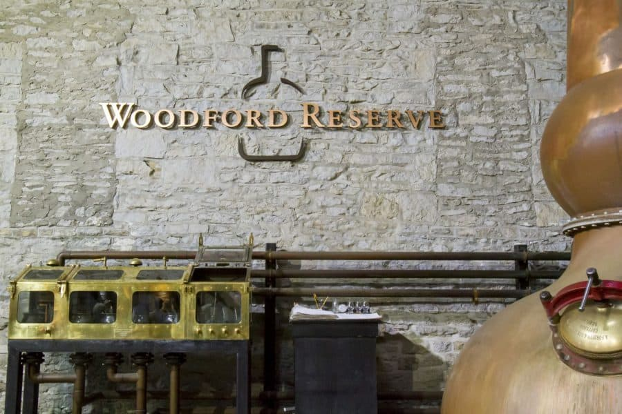 Woodford Reserve Partners with Baccaratfor Decadent Drop
